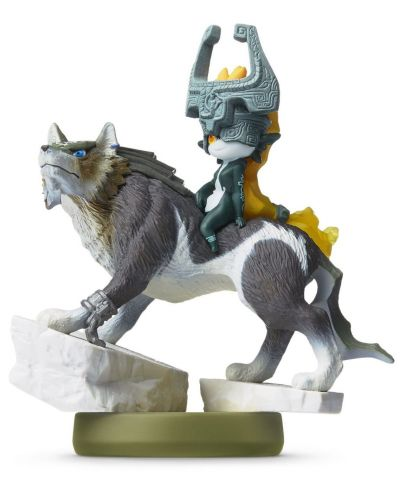 Nintendo Amiibo фигура - Wolf Link [The Legend of Zelda Колекция] (Wii U) - 1
